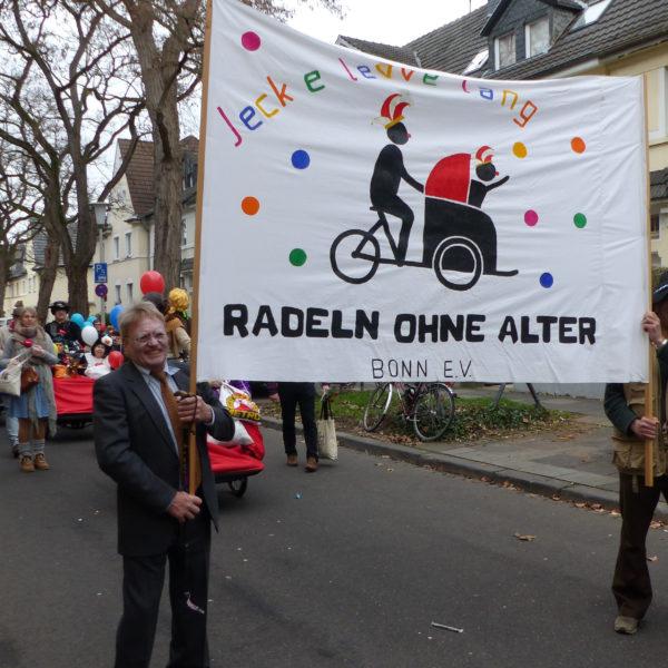 Radeln ohne Alter Bonn Karneval Bonn 2019